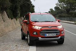 ford ecosport wikipedia. Black Bedroom Furniture Sets. Home Design Ideas