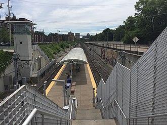 Forest Park–DeBaliviere station - Forest Park–DeBaliviere station