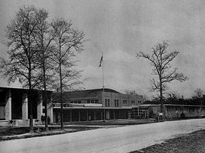 C.E. King High School - Former C.E. King Junior-Senior High School, now C.E. King Middle School