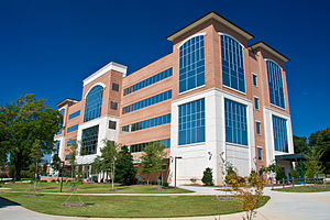 Forsyth Technical Community College - Technology Building, main campus