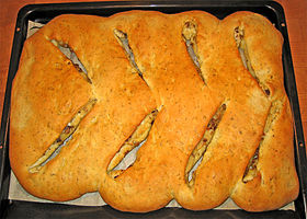 Image illustrative de l'article Fougasse