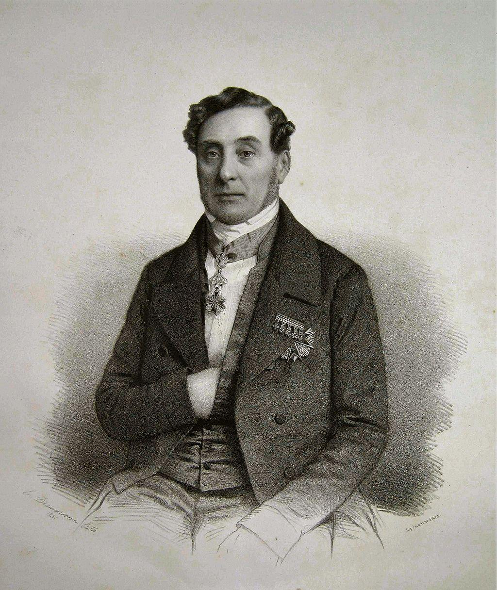 François Jacques de Larderel