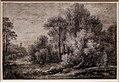 François boucher, paesaggio fluviale, 1735-40 ca. (stadel).jpg
