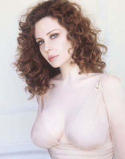 Francesca Dellera Italian actress