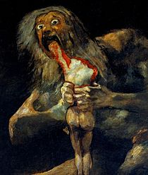 Image result for the black paintings by goya
