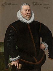 Portrait of an An Unknown Man, aged 56