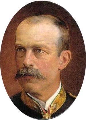 Franz, Count of Meran - Franz, Count of Meran