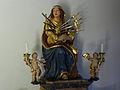 Frauenburg - Pfarrkirche hl Jakob der Ältere - Marienfigur.jpg