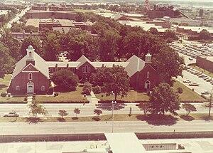 Commodore Levy Chapel - Wikipedia