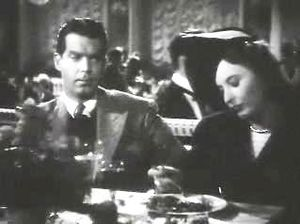 Remember the Night - Fred MacMurray and Barbara Stanwyck in a trailer for Remember the Night