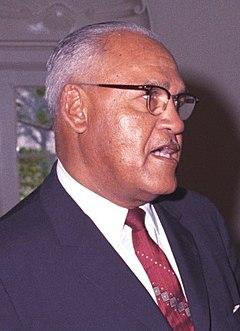 Frederick D. Patterson