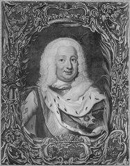 Fredrik I, 1676-1751, lantgreve av Hessen-Kassel, kung av Sverige