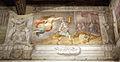 Fregio di enea, palazzo fava, gruppo dei carracci, 07 enea e l'ombra di creusa, 1595 ca..JPG
