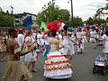 Fremont Solstice Parade 2008 - samba dancers 09.jpg