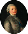 French School (18) - Louis, Count of Provence.png