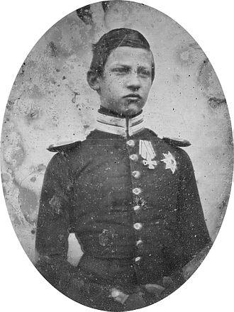 Frederick III, German Emperor - Frederick William, ca. 1841
