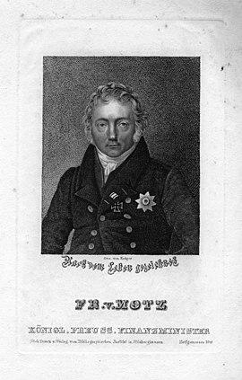 Friedrich von Motz