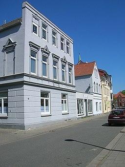 Friedrichstraße in Bremerhaven