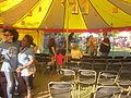 Fringe 2012 Plessy Park Tent Stage.JPG