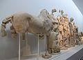 Frontó est del temple de Zeus (Museu Arqueològic d'Olímpia).JPG
