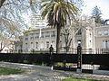 Frontis de la sede de la embajada de la republica de Argentina..jpg