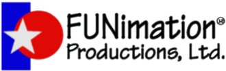 Funimation - The original Funimation logo used from 1995 to 2005