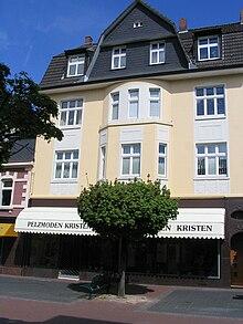 Furrier in Hilden Kristen, Germany 1.jpg