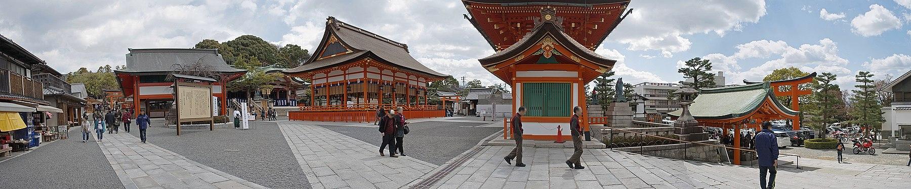 Fushimi Inari shrine , 伏見稲荷大社 - panoramio (11).jpg