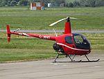 G-JKHT Robinson R-22 Helicopter (26876556844).jpg