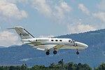 G-LEAC Cessna 510 Citation Mustang C510 - LNX (27976708700).jpg