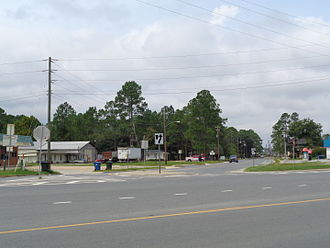 Special routes of U.S. Route 1 - SR 4 Alt.'s southern terminus at US 1/US 23/SR 4