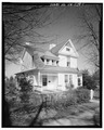 GENERAL VIEW - Edward G. Frye House, 1 Easton Avenue, Lynchburg, Lynchburg, VA HABS VA,16-LYNBU,42-1.tif