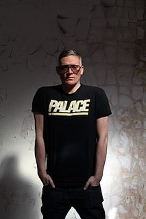 Giles Deacon British fashion designer