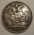 GREAT BRITAIN, VICTORIA 1889 -CROWN a - Flickr - woody1778a.jpg