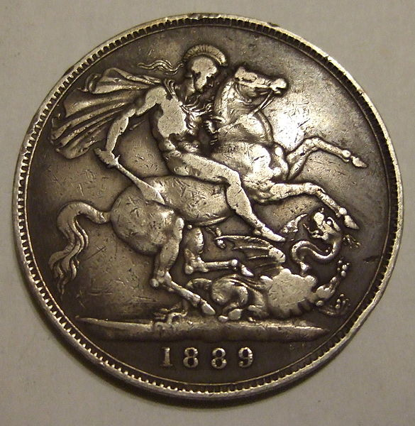 File:GREAT BRITAIN, VICTORIA 1889 -CROWN a - Flickr - woody1778a.jpg