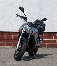 Suzuki B King Top Speed