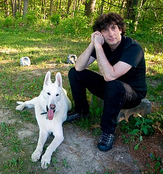 Neil Gaiman - Gaiman in 2009