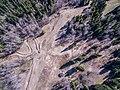 Gaiziņkalna virsotne no augšas - panoramio.jpg