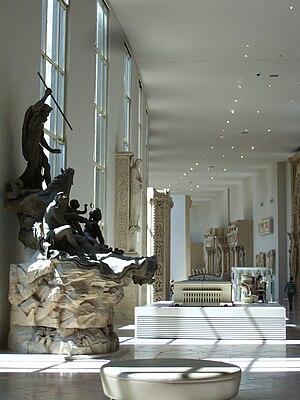 Musée national des Monuments Français - Galerie Carlu