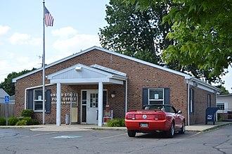 Galveston, Indiana - Post office