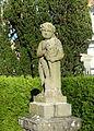 Garden statue - Botanischer Garten Braunschweig - Braunschweig, Germany - DSC04327.JPG