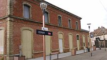 gare de cernay haut rhin wikip dia. Black Bedroom Furniture Sets. Home Design Ideas