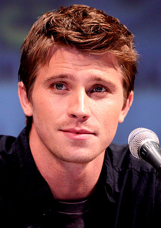 Garrett Hedlund - Hedlund at the 2010 Comic Con in San Diego