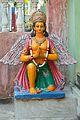 Garuda Idol - Radha Krishna Temple Complex - Sabarna Roy Choudhury Estate - Barisha - Kolkata 2012-10-23 1119.JPG