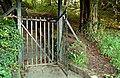 Gate, Minnowburn near Belfast (3) - geograph.org.uk - 1483210.jpg