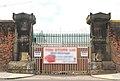 Gate to Victoria and Trafalgar Docks.jpg
