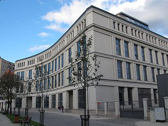 LPP (company) - LPP headquarters in Gdańsk