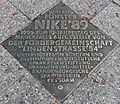 Gedenktafel Glienicker Brücke (Potsdam) Nike 89&Wieland Förster&1999.jpg