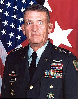 Tommy Franks United States Army general
