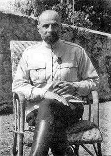 Georgian military commander